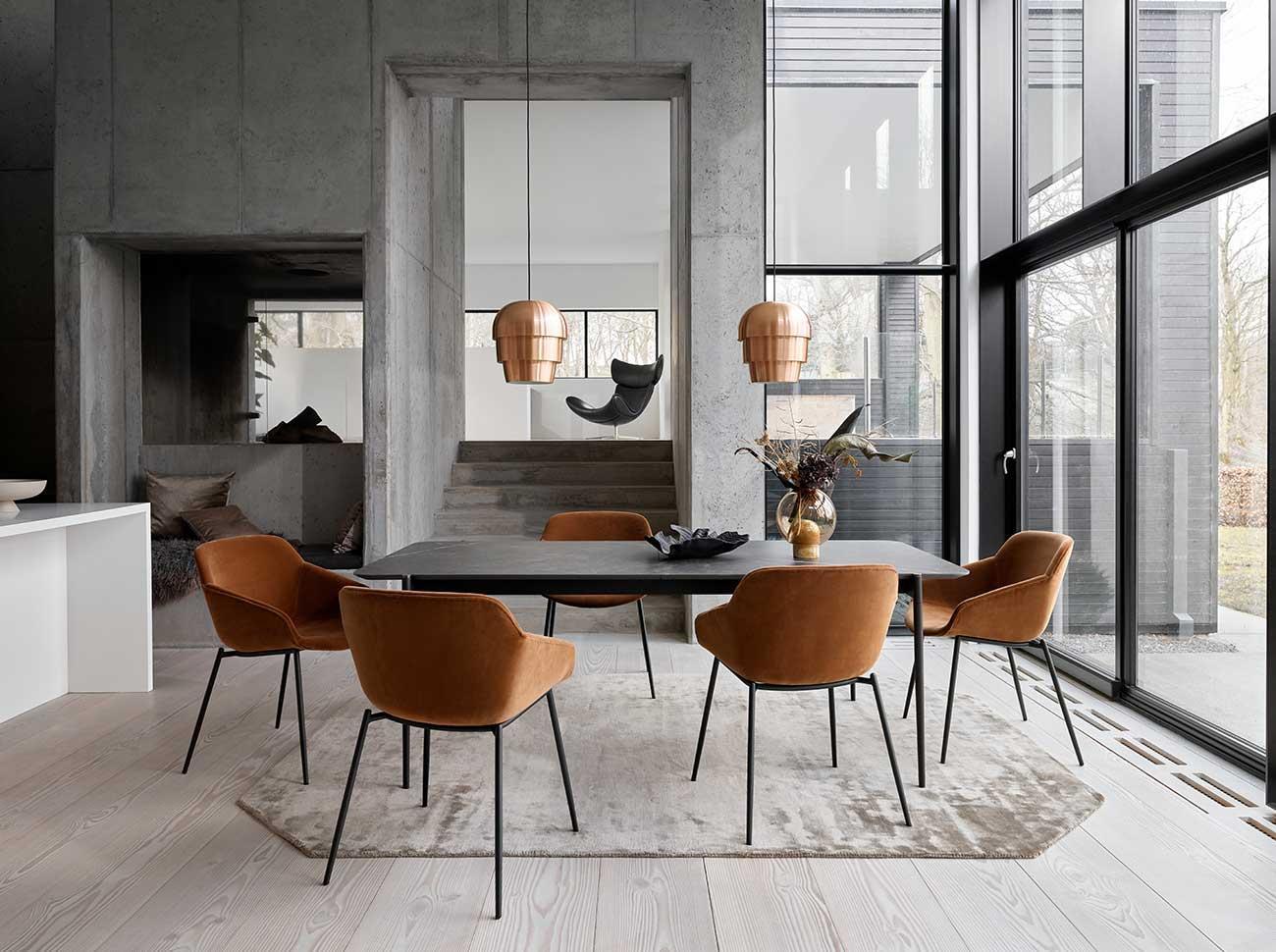 Design Stühle Drehbar