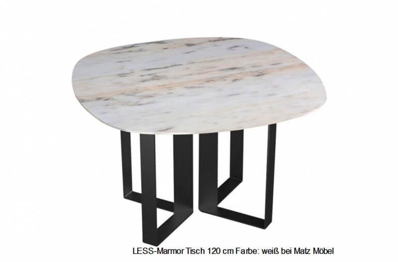 Designer Esstisch Steinplatte