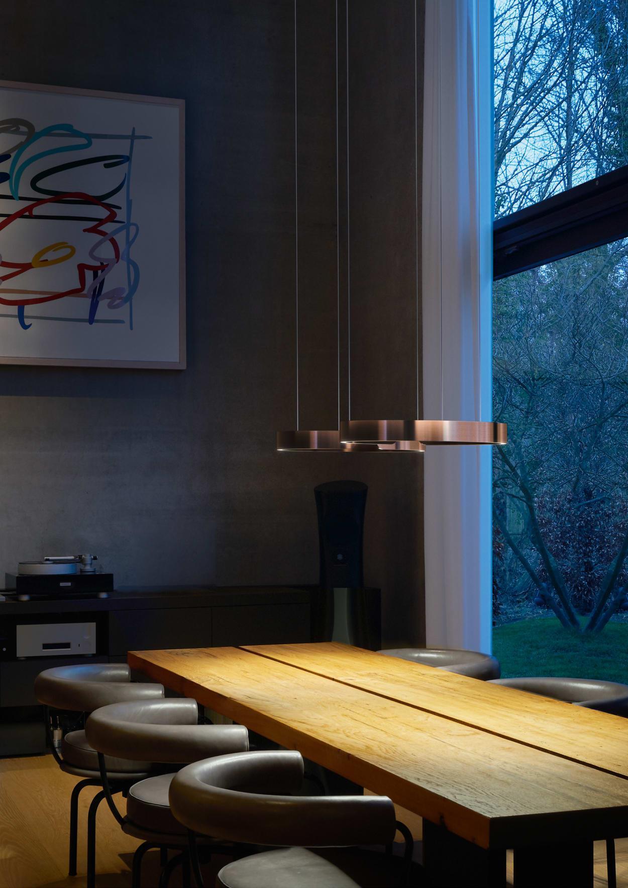 Designer Lampe Occhio