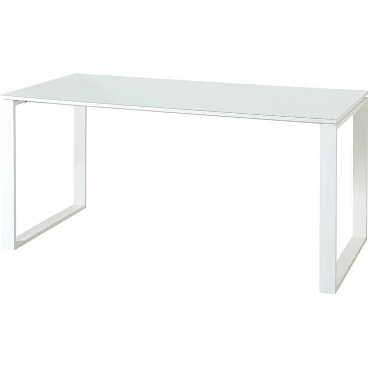 Designer Schreibtisch Mit Glasplatte