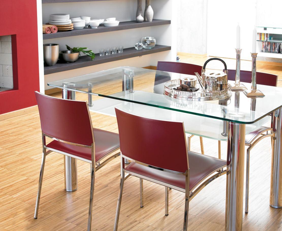 Designer Stühle Rot