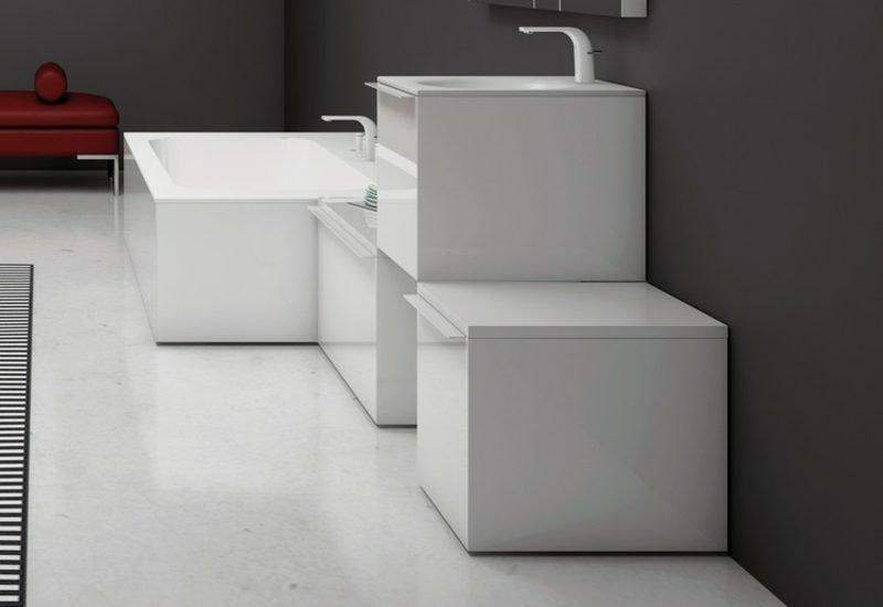 Designer Waschbecken Mit Unterschrank