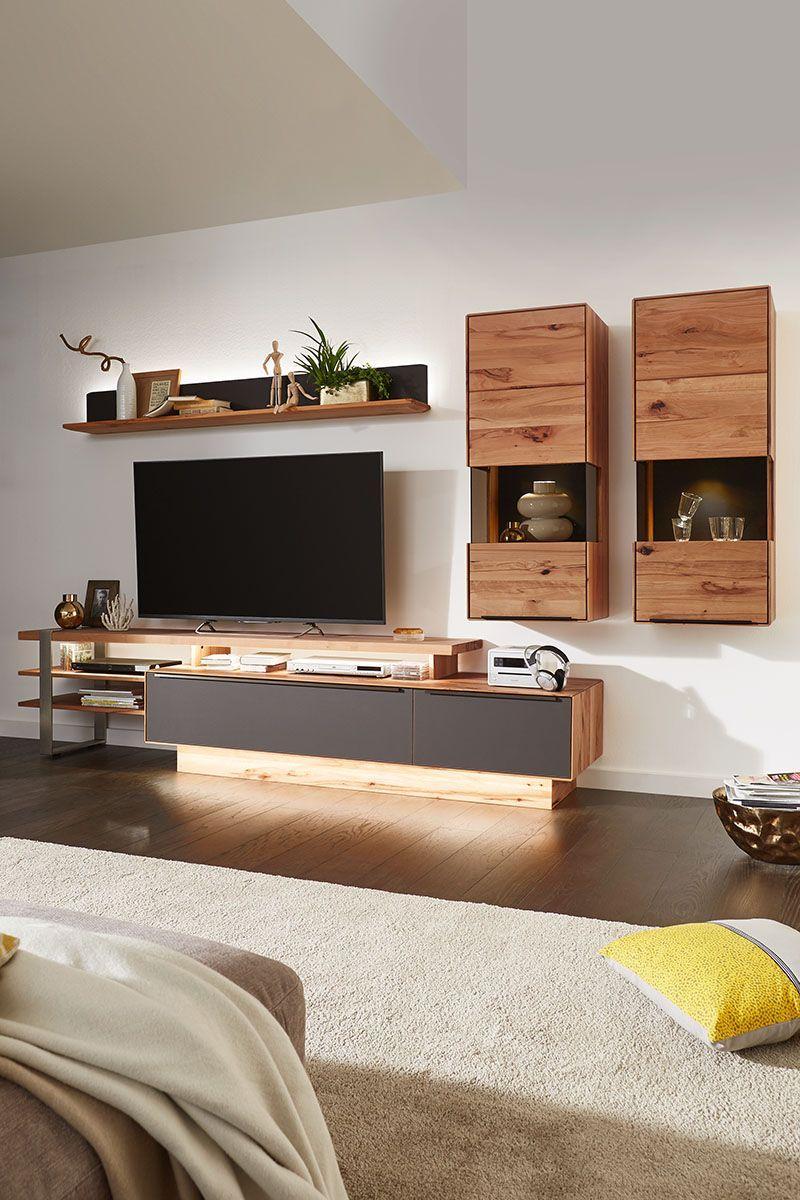 Designer Wohnwand Modern