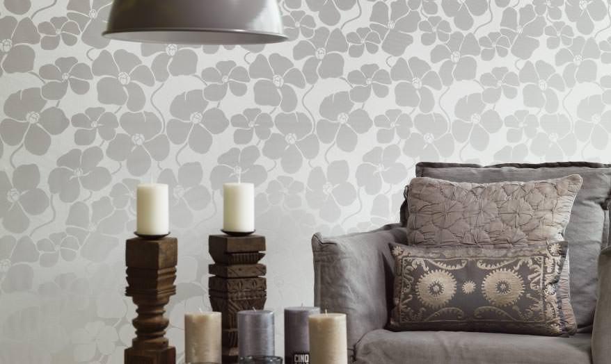 Die Schönsten Wohnzimmer Tapeten