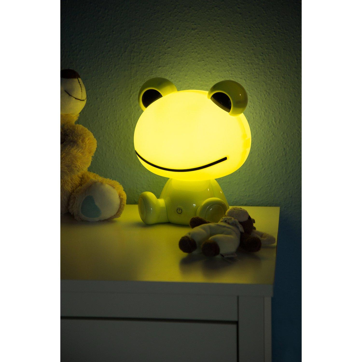 Dimmbare Led Nachttischlampe