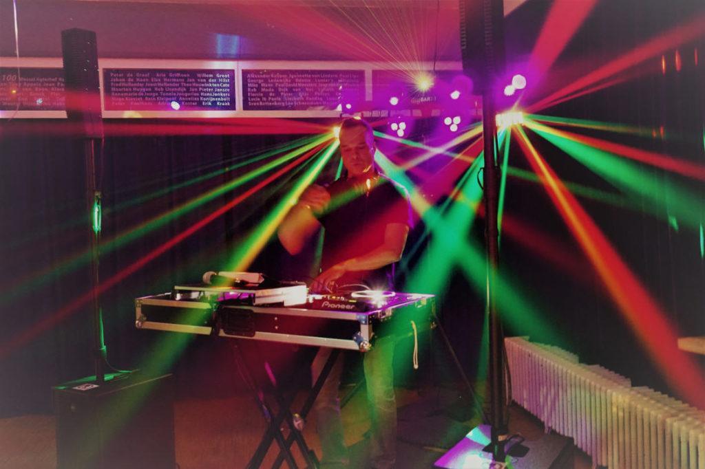 Disco Lampen Huren