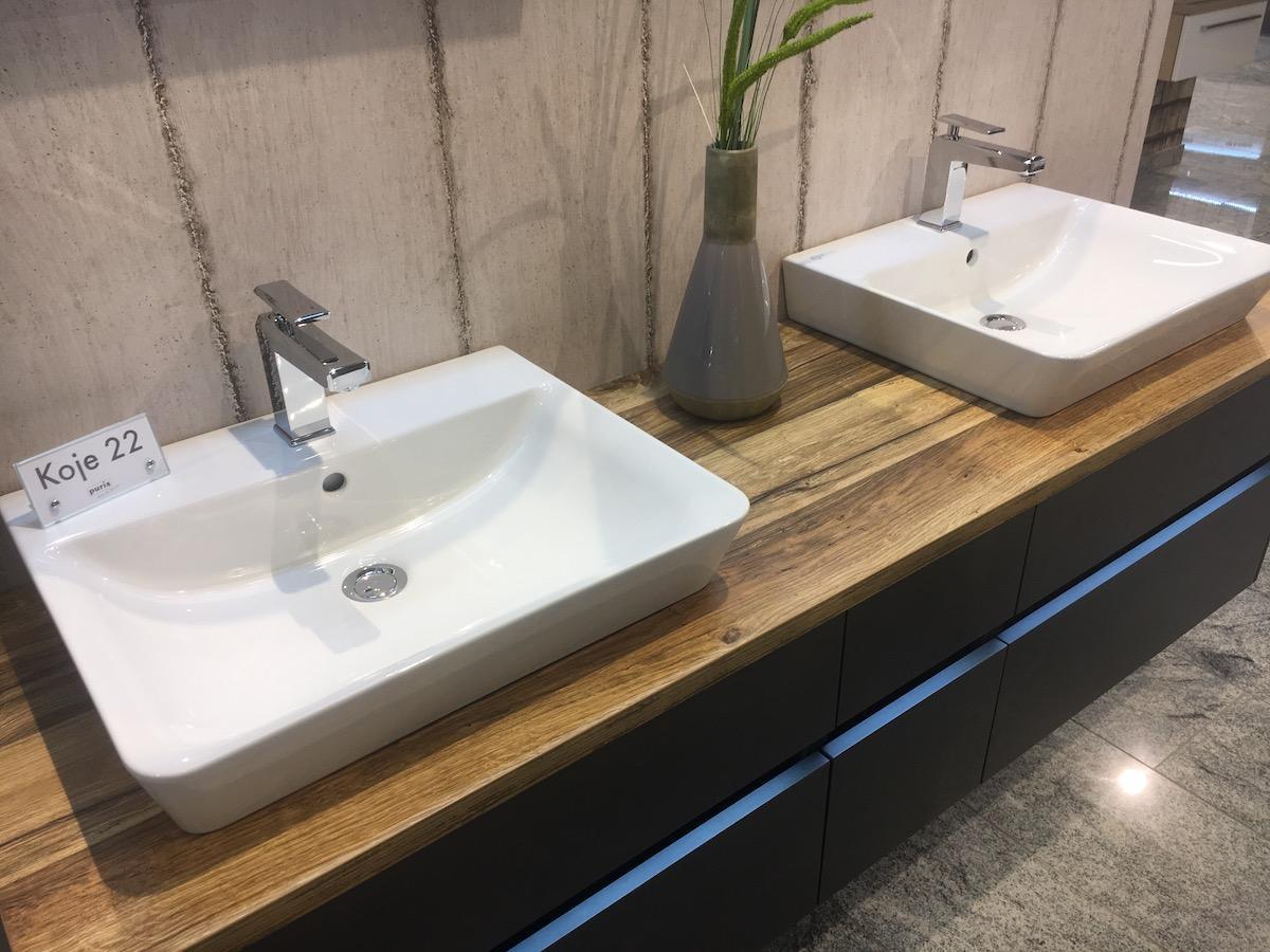 Doppelwaschbecken Mit Unterschrank
