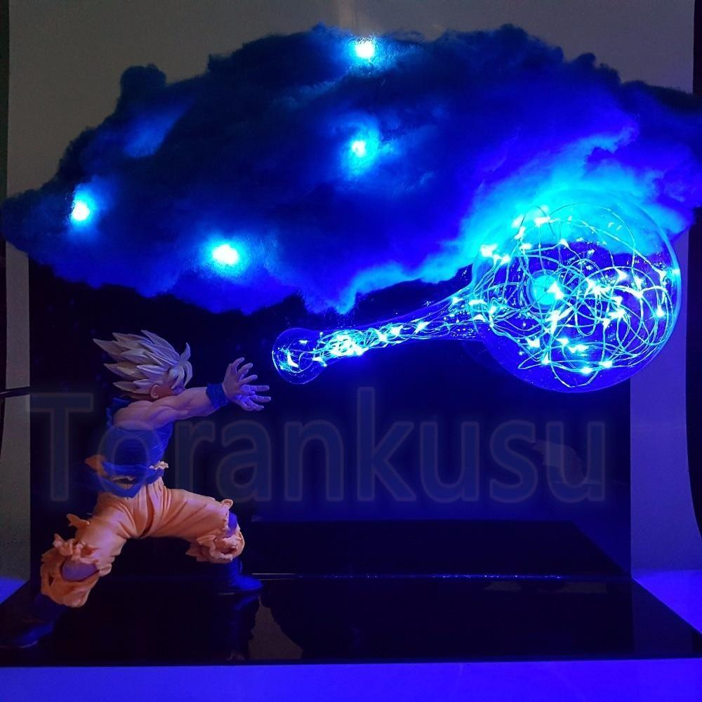 Dragon Ball Lampe