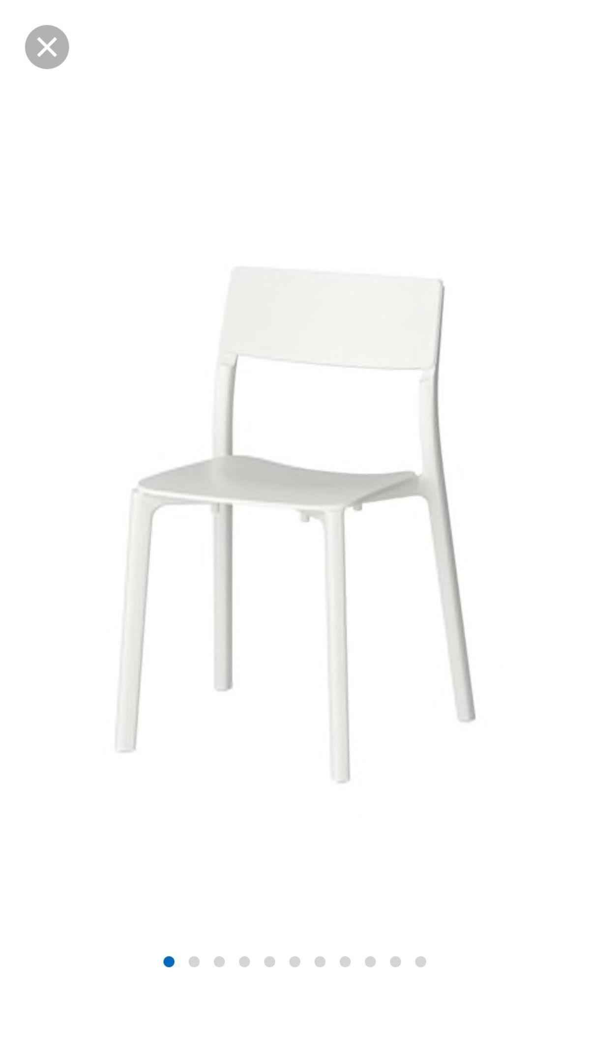 Durchsichtiger Stuhl Ikea