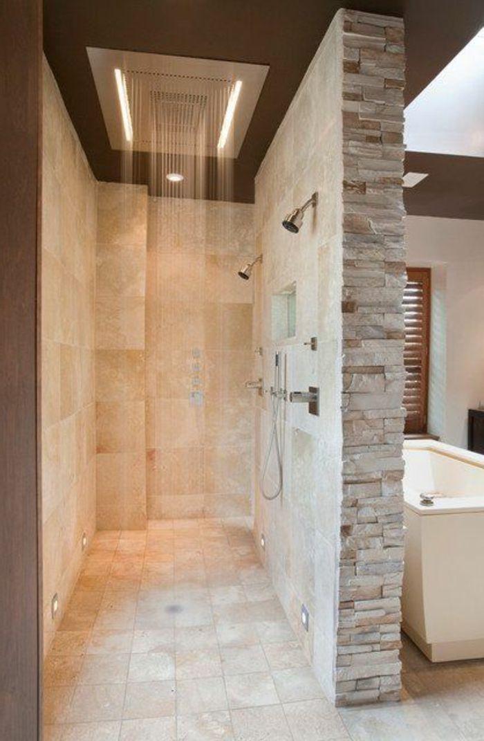Dusche Badezimmer Gestaltungsideen