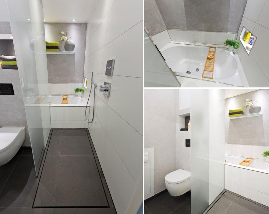 Dusche Kleines Badezimmer Ideen