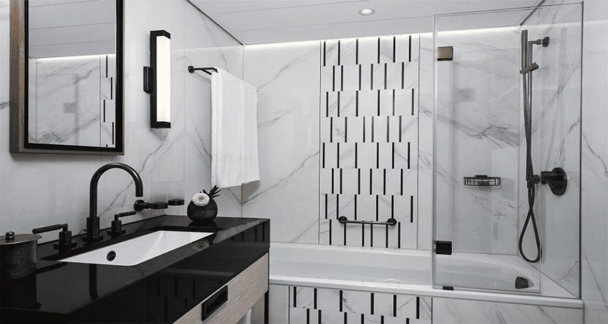 Dusche Moderne Badgestaltung Ideen