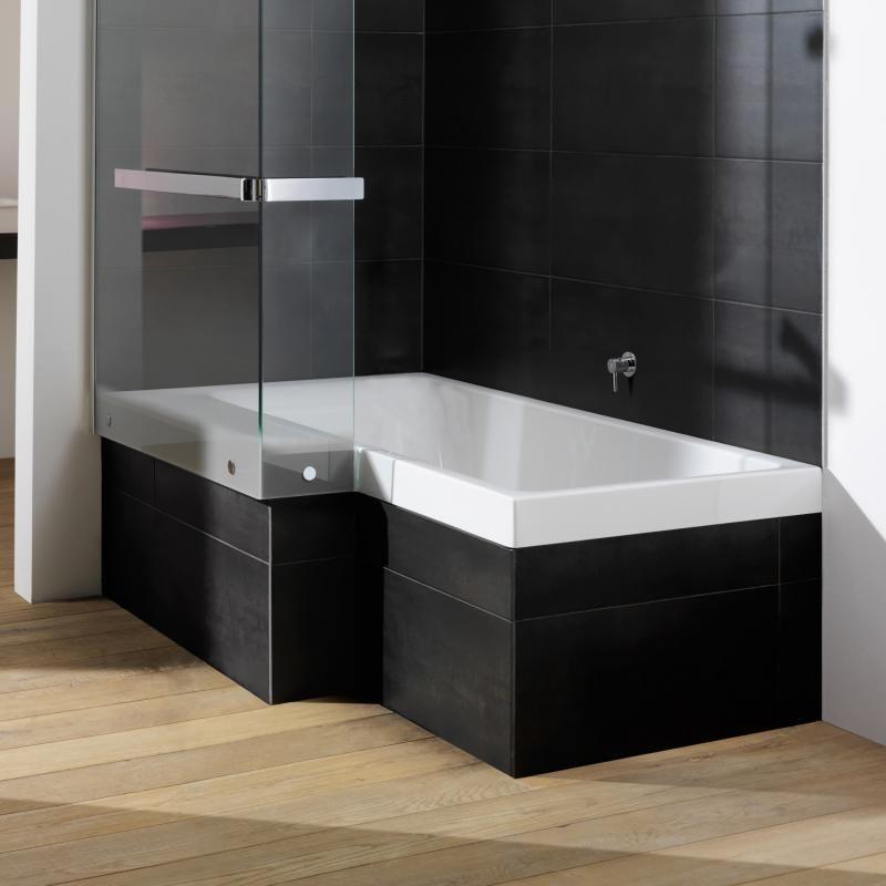 Dusche Neben Badewanne Einbauen