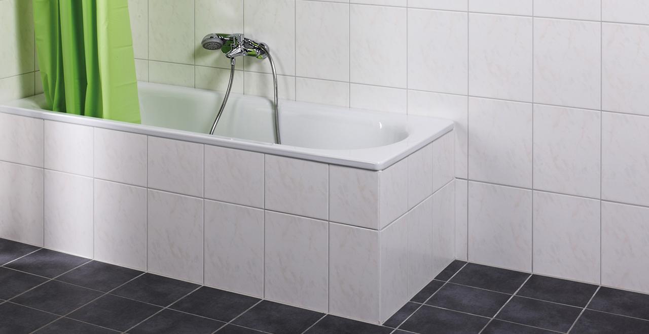 Dusche Neben Badewanne Längs