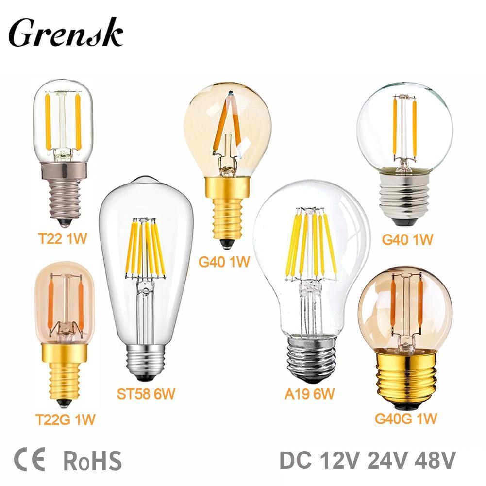 E27 12v Led Bulb