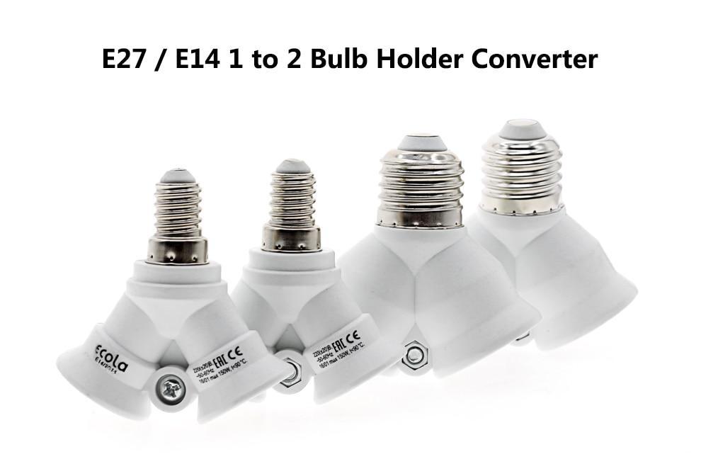 E27 E14 Adapter