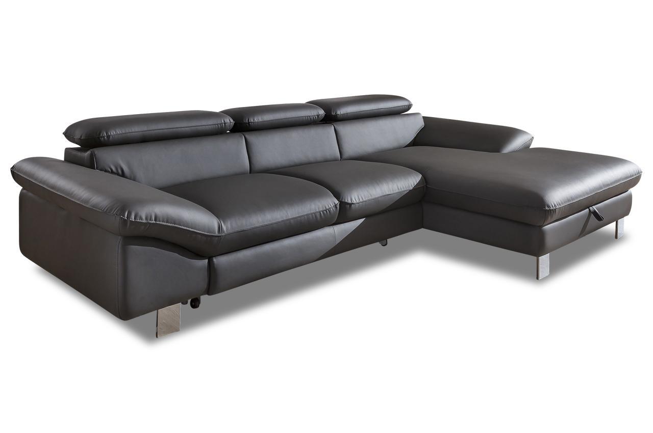 Echtleder Big Sofa Leder