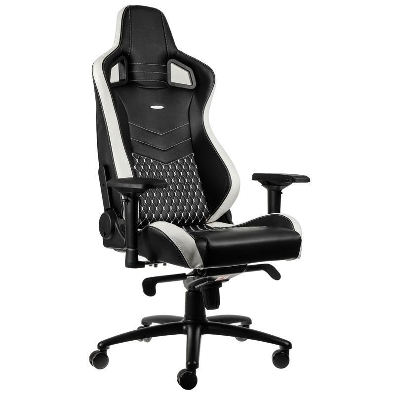 Echtleder Gaming Stuhl