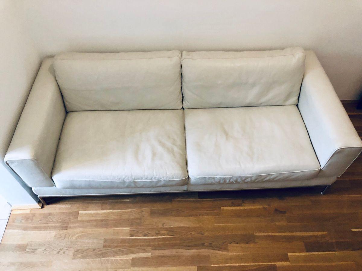 Echtleder Sofa Ikea