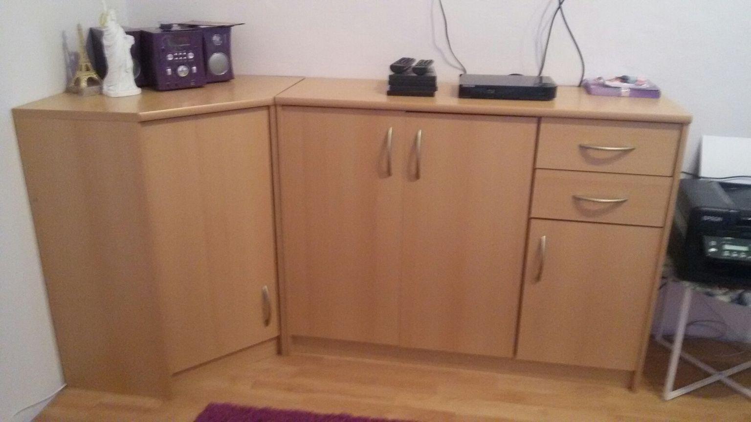 Eck Sideboard Wohnzimmer