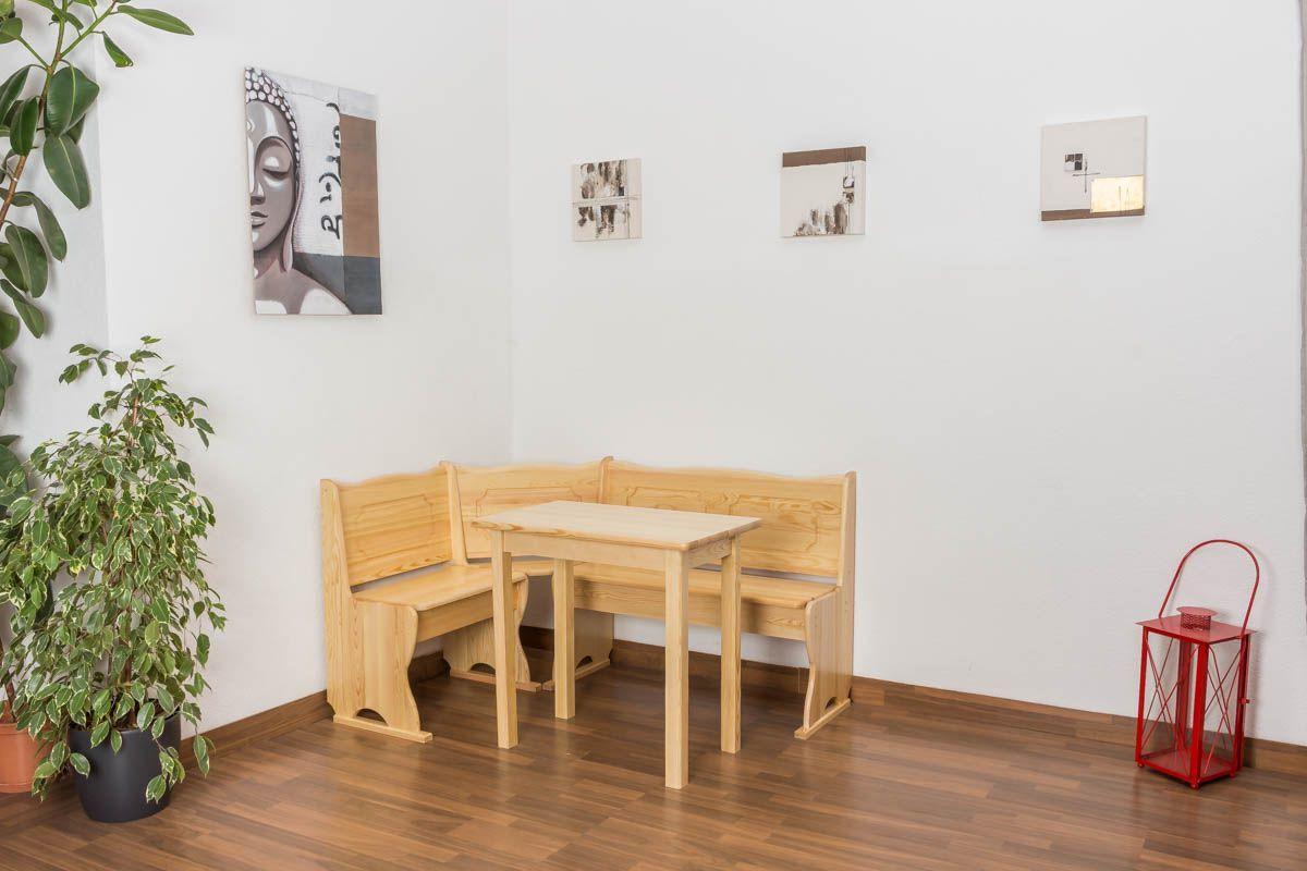 Eckbank Küche Holz