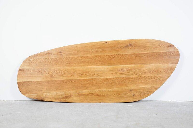 Edle Holz Tischplatten