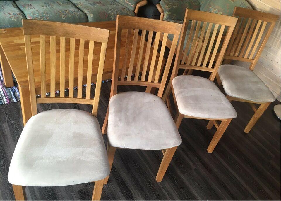 Eiche Dänisches Bettenlager Stühle