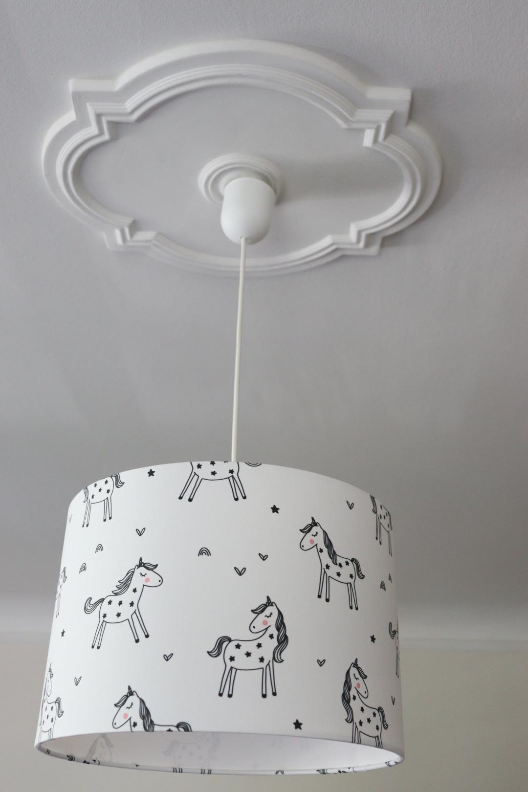 Einhorn Lampe Decke