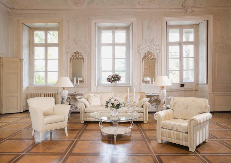 Einrichtung Barock Wohnzimmer