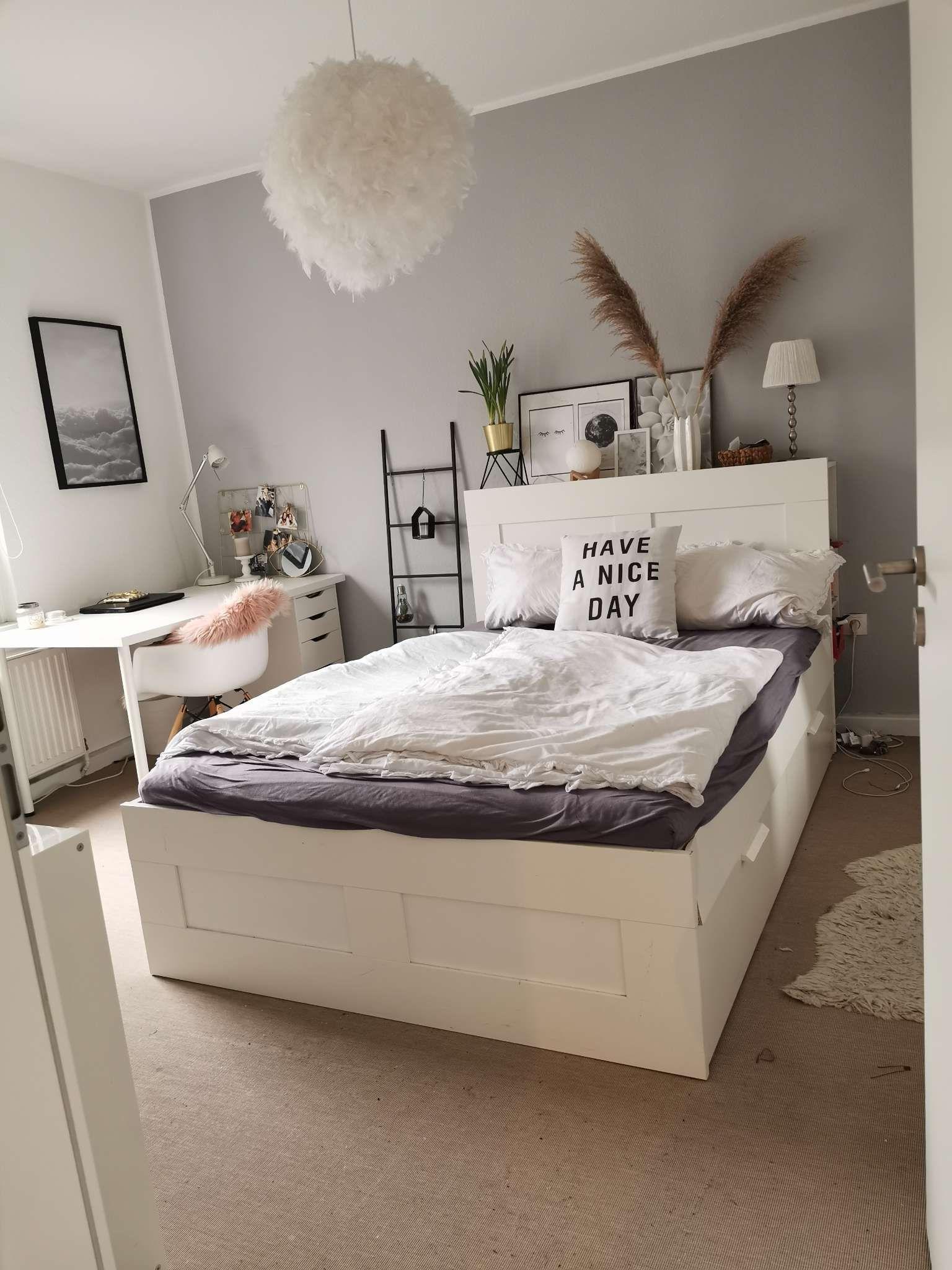 Einrichtungsideen Kleines Schlafzimmer Einrichten Ikea