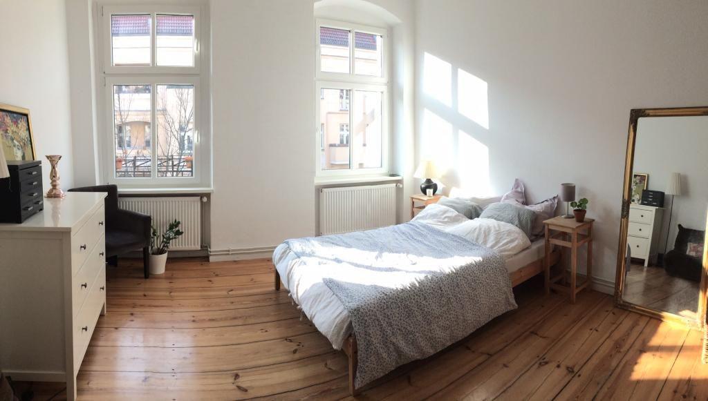Einrichtungsideen Schlafzimmer Altbau