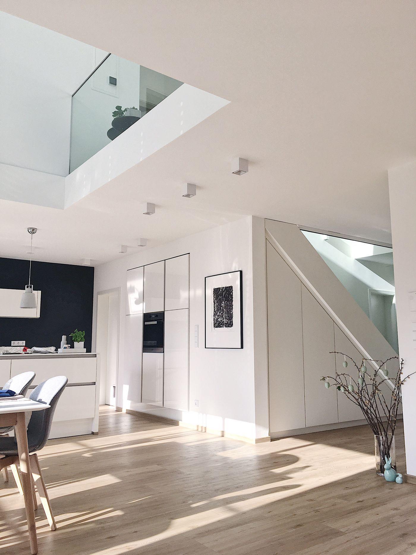 Einrichtungsideen Wohnzimmer Mit Offener Küche