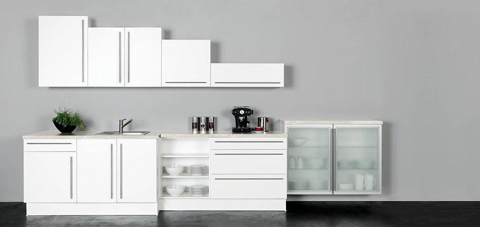 Einzelteile Küche Zusammenstellen