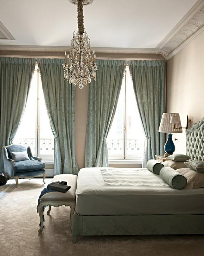 Elegant Schlafzimmer Lampe Romantisch