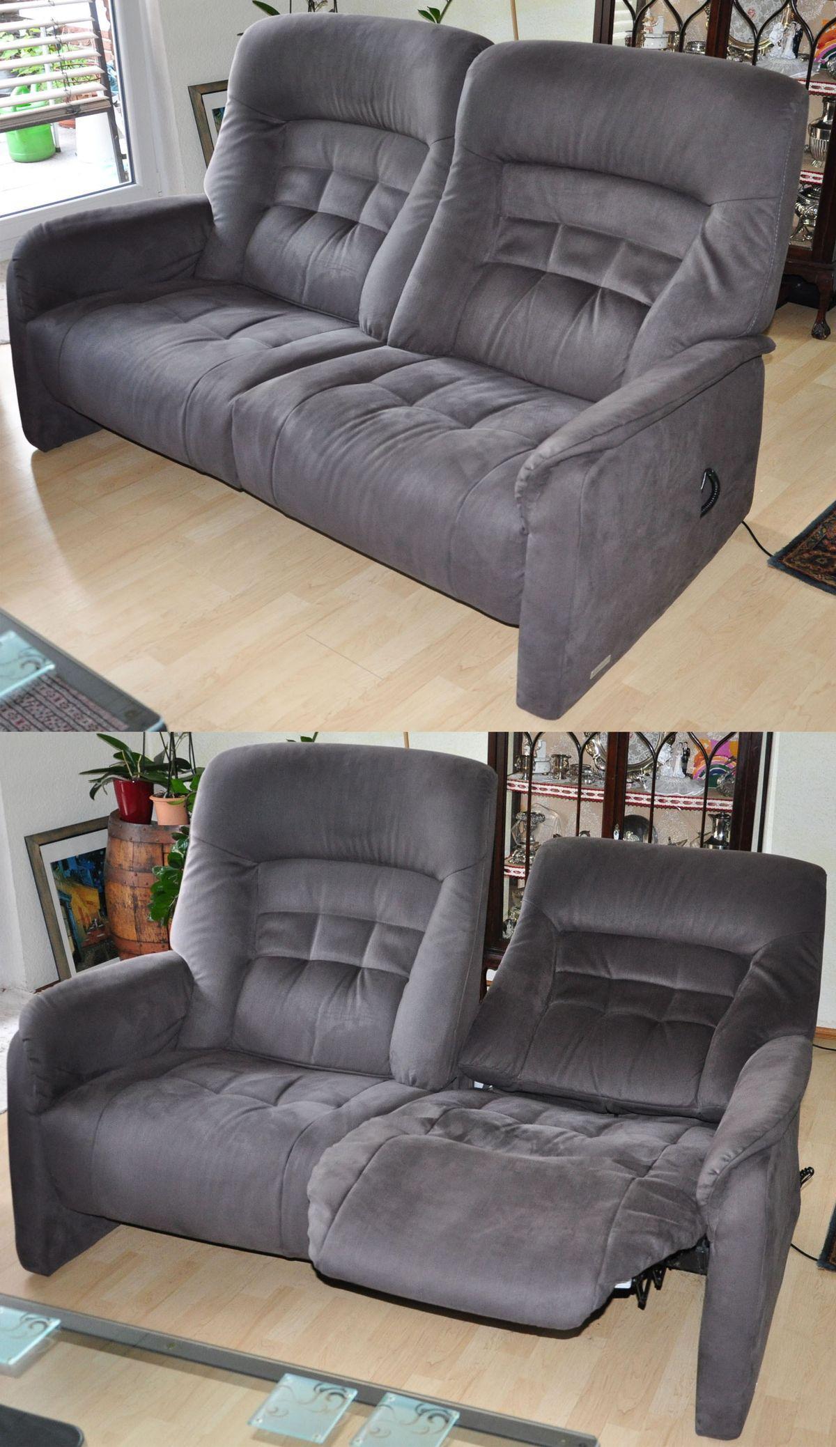 Elektrisch Himolla Couch