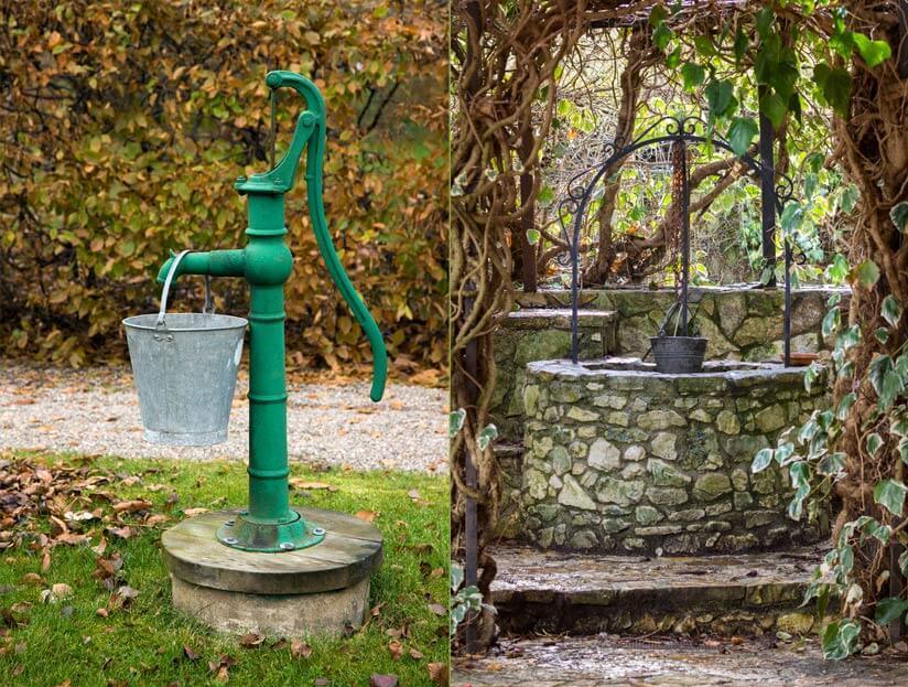 Elektrische Wasserpumpe Für Brunnen