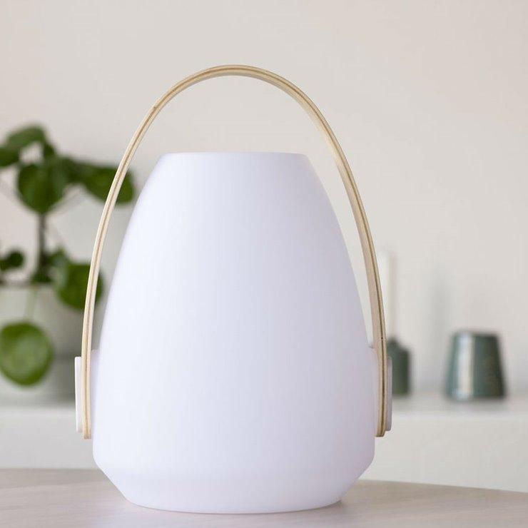Enceinte Bluetooth Lampe