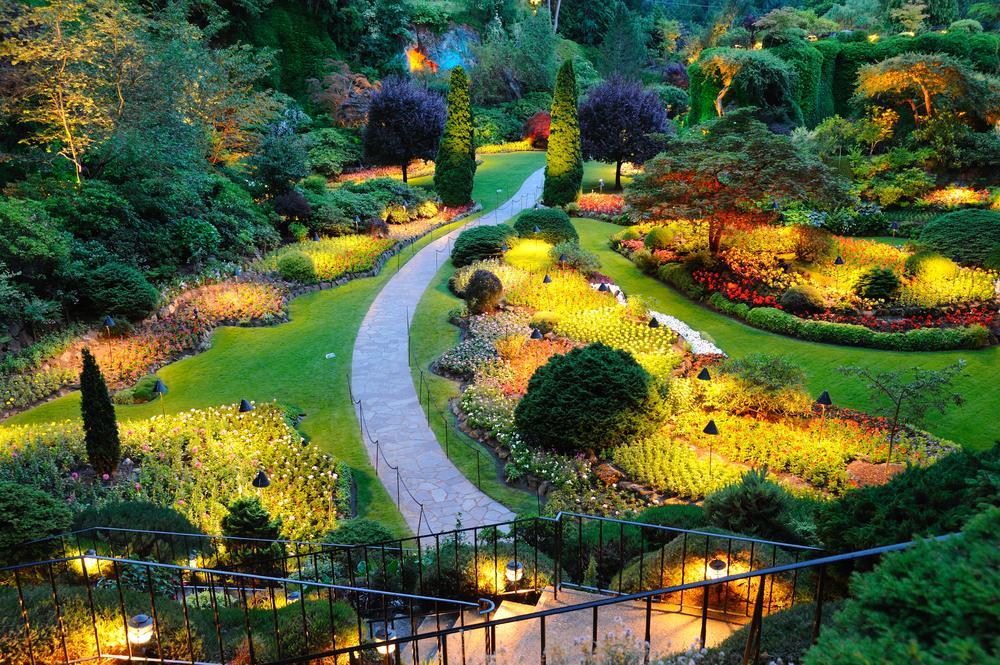Englische Gärten Anlegen