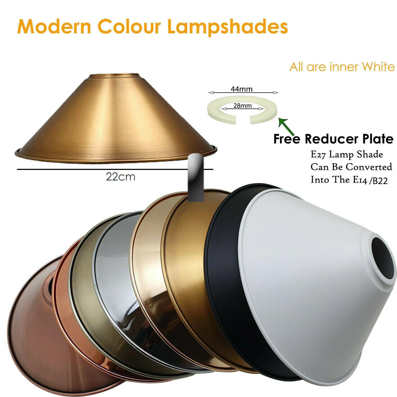 Ersatz Lampenschirm Metall