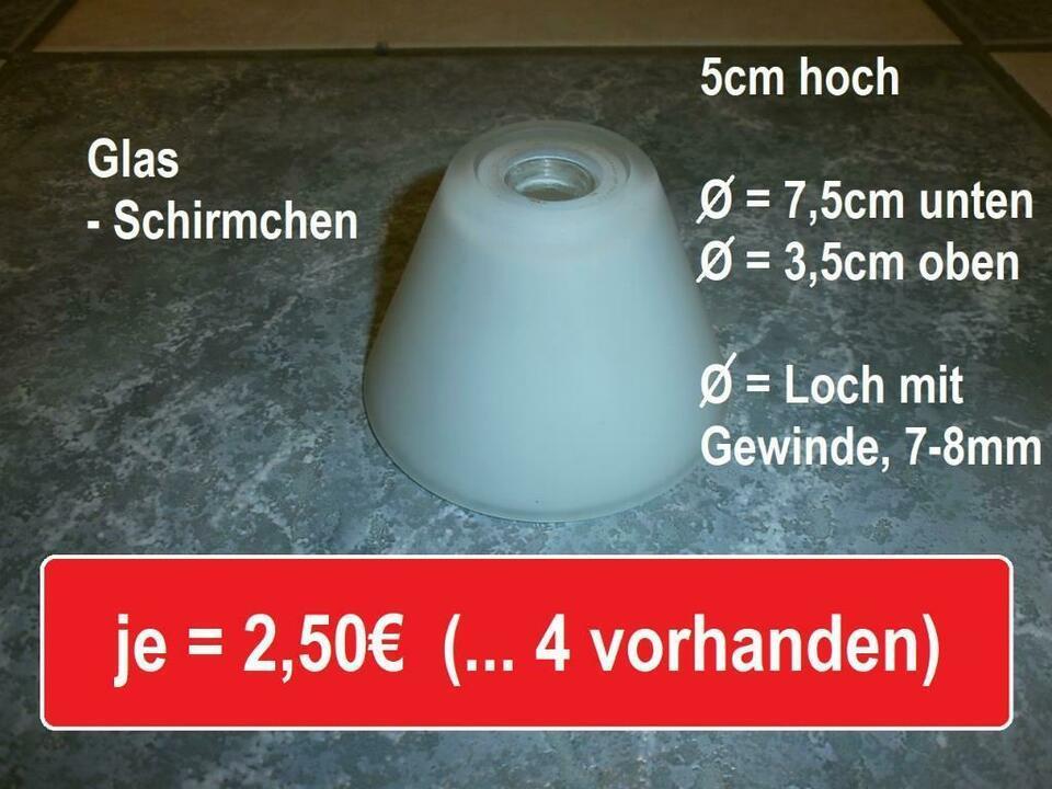 Ersatzglas Lampe Mit Gewinde