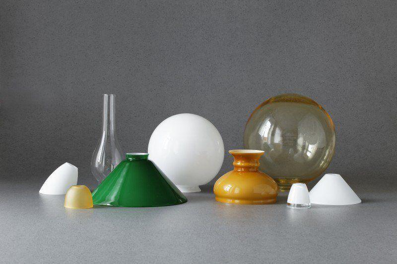 Ersatzglas Lampenschirm Stehlampe Glas