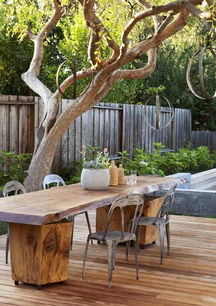 Essecke Terrasse Ideen