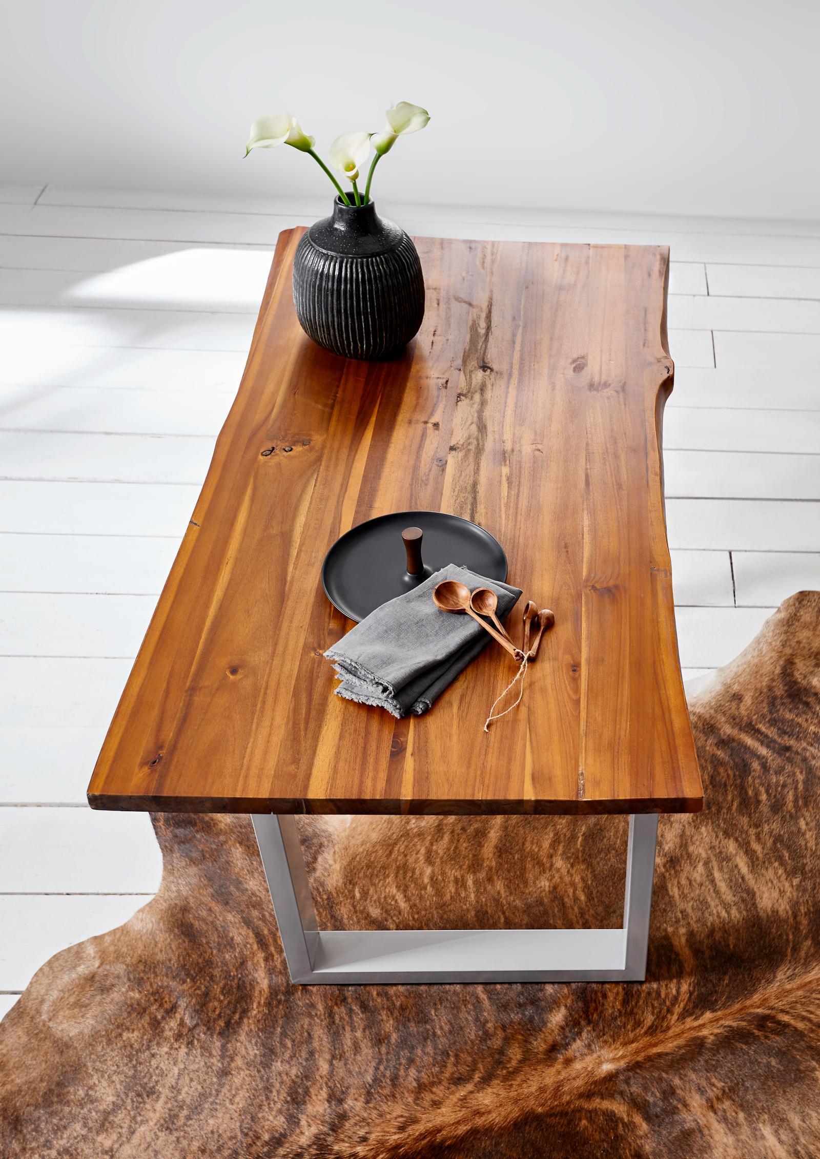 Esstisch 120x80 Holz