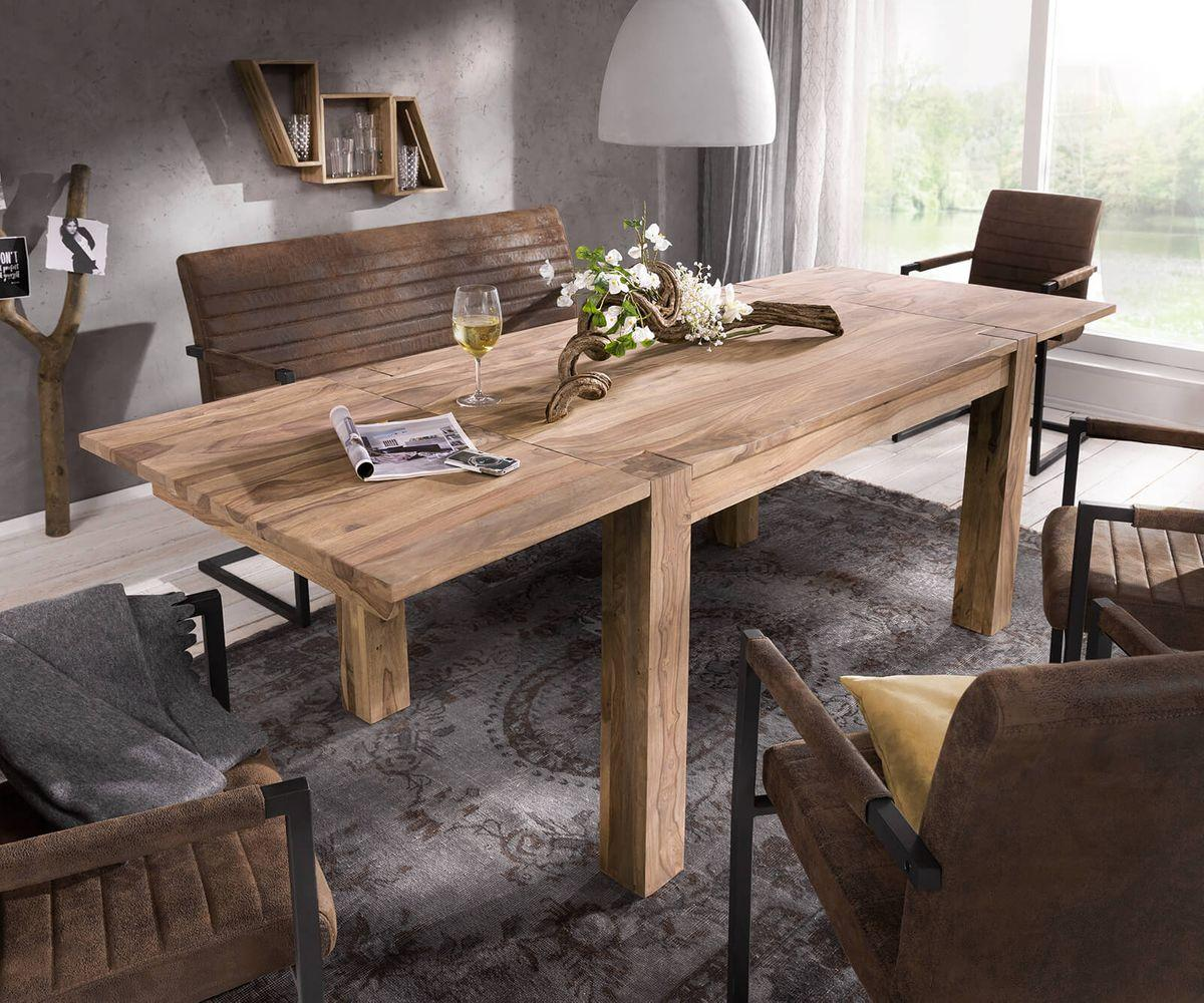 Esstisch Holz 140 Cm