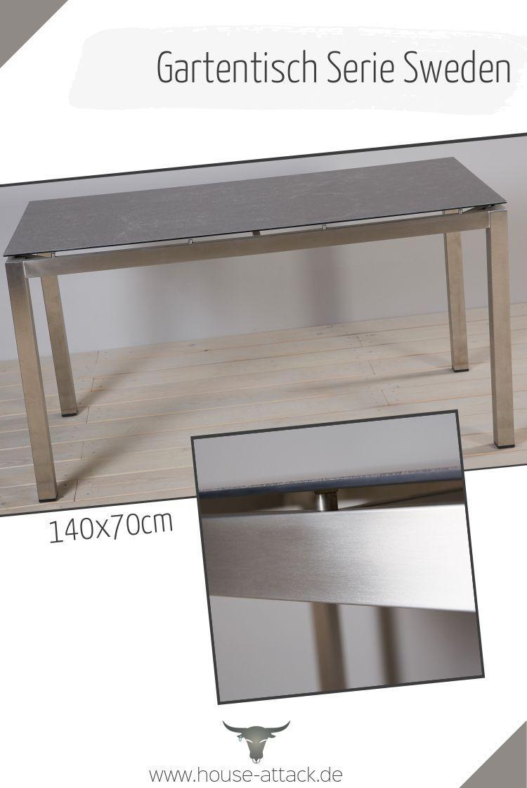 Esstisch Holz 140 X 70