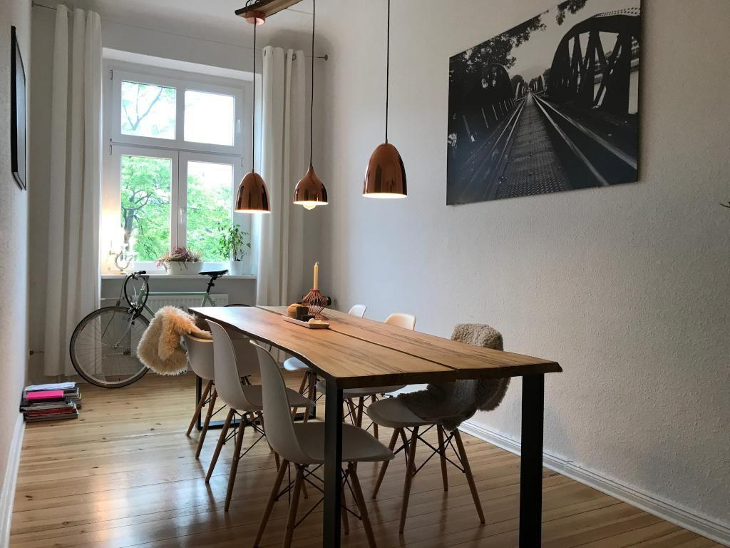 Esstisch Holz Pinterest
