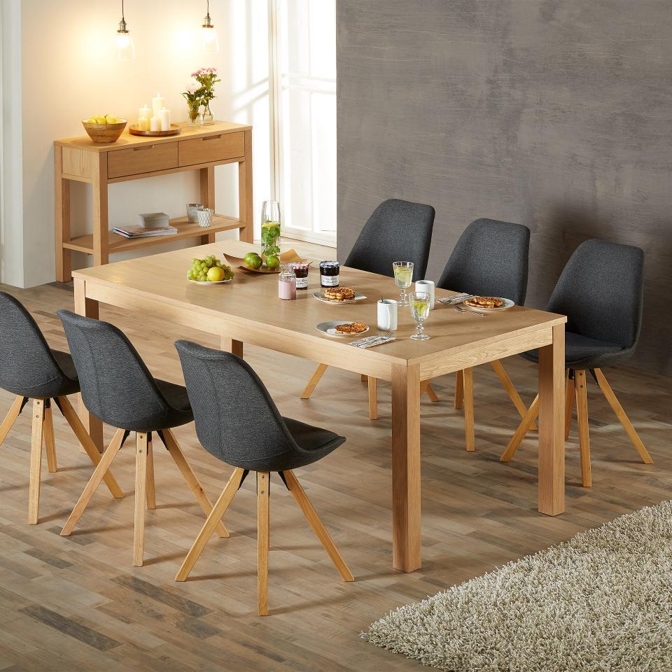Esstisch Mit Stühlen 6 Personen