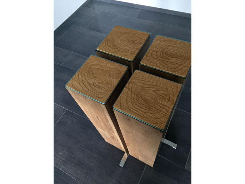Esstisch Quadratisch 180×180
