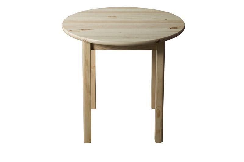 Esstisch Rund Holz 100 Cm