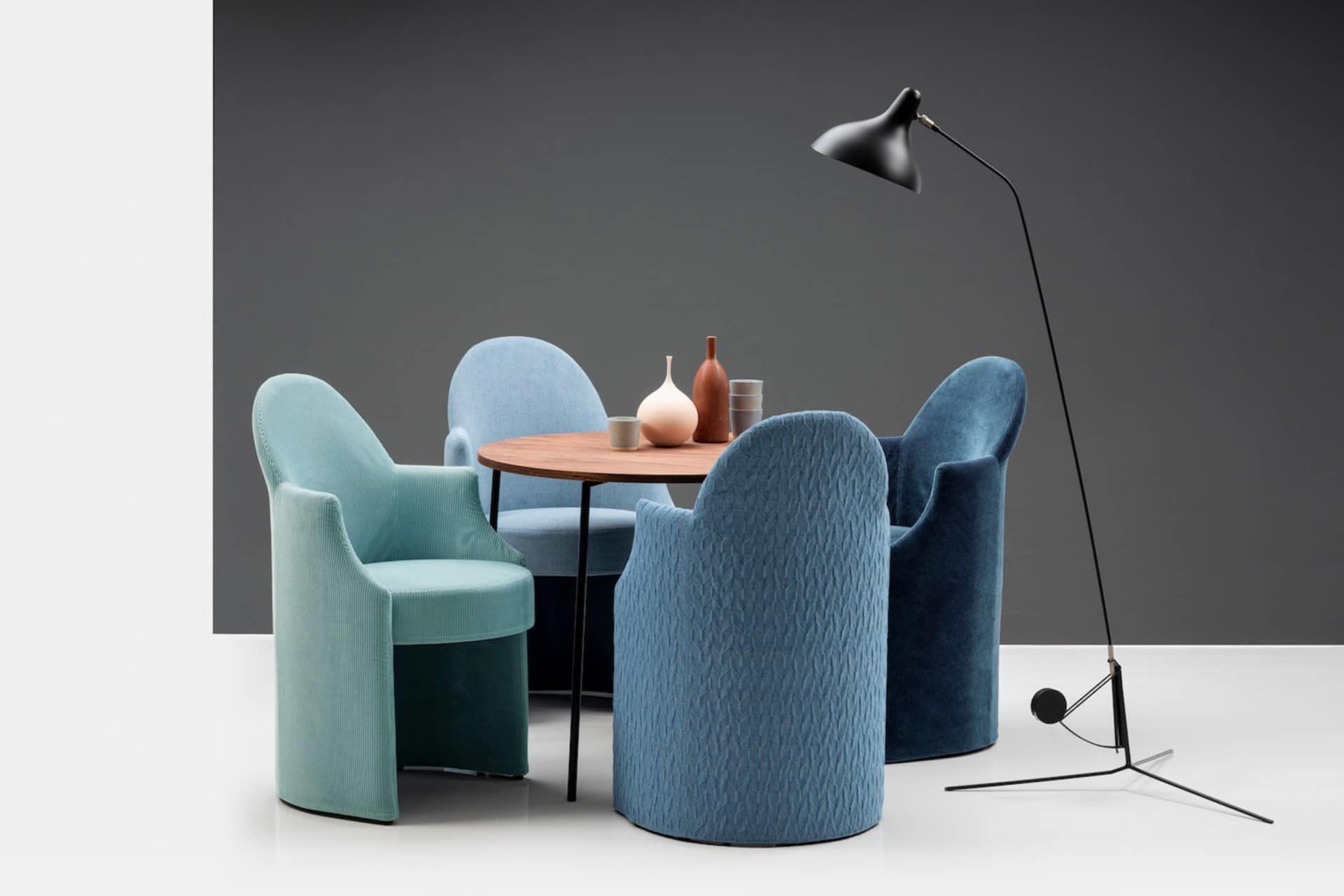 Esstisch Sessel Mit Rollen
